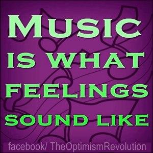music feelings The Optimism Revolution